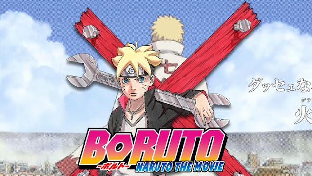Boruto: Naruto the Movie BD Subtitle Indonesia