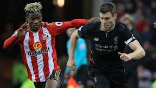 Liverpool Ditahan Imbang Sunderland 2-2  (Video Gol)