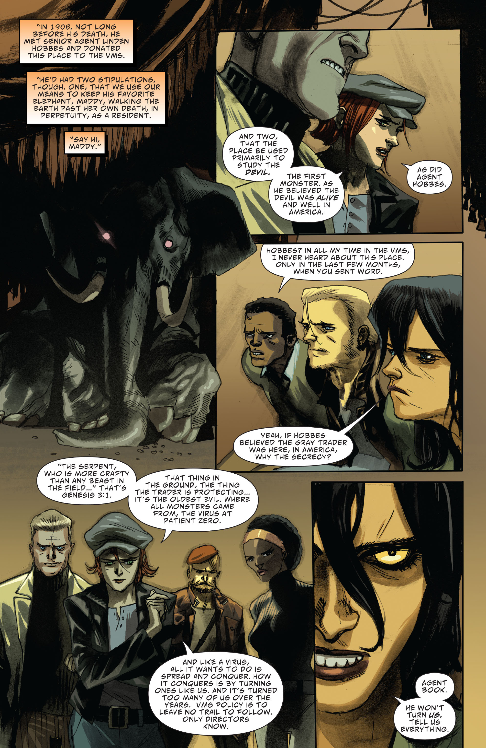 Read online American Vampire: Second Cycle comic -  Issue #6 - 14
