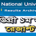 Degree 1st year Result  Download with full mark shit on nu.ac.bd/results/