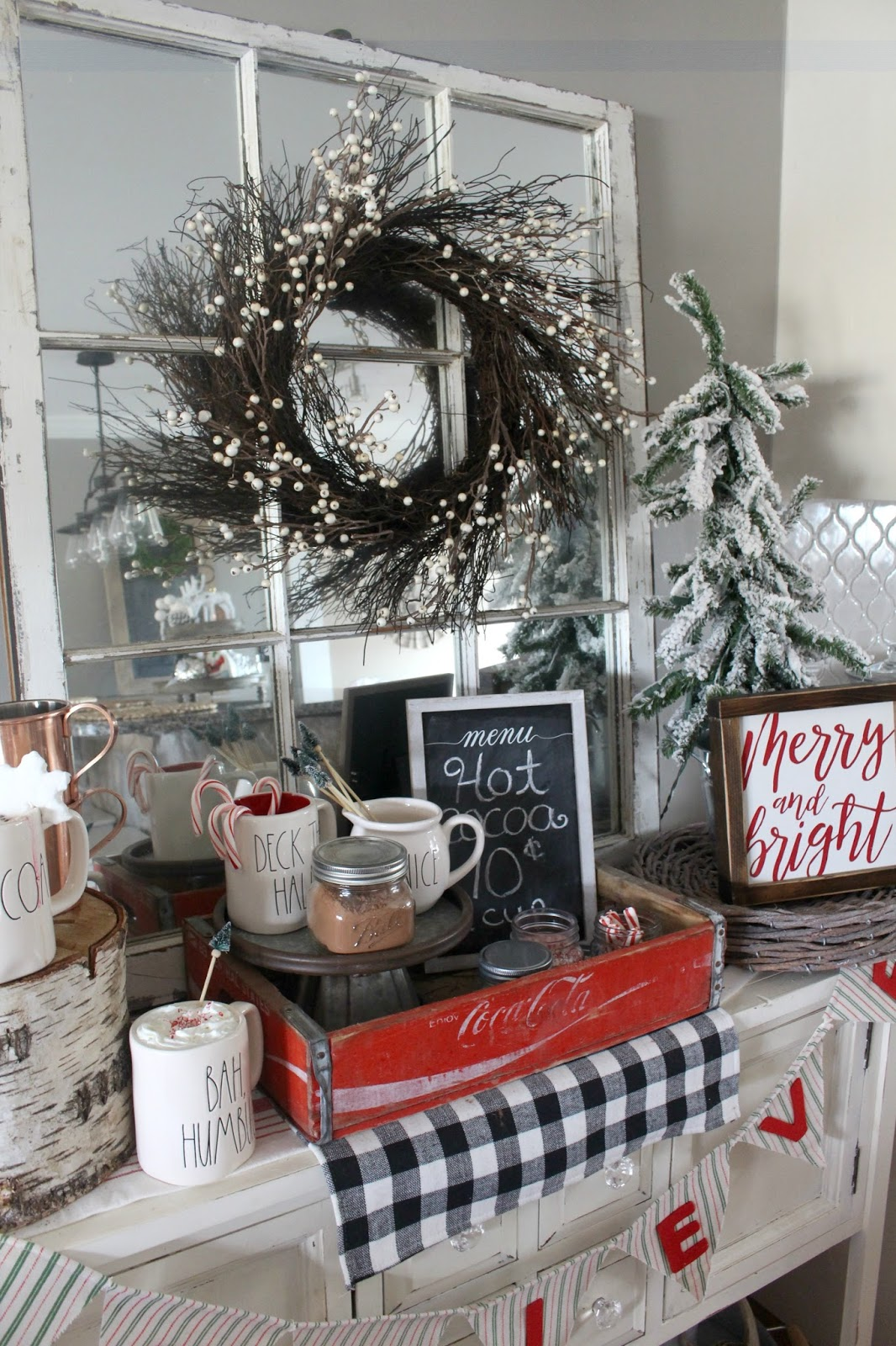 Six Quick Budget Friendly Ways To Decorate For Christmas - The Glam on