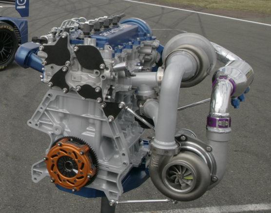 Pergelator: New Mazda Turbo Diesel Engine