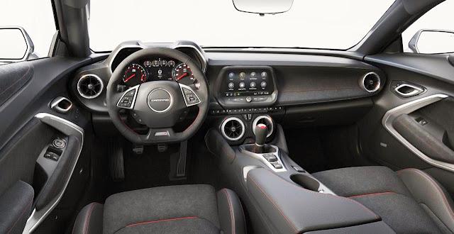 Chevy-Camaro-ZL1-1LE-interior