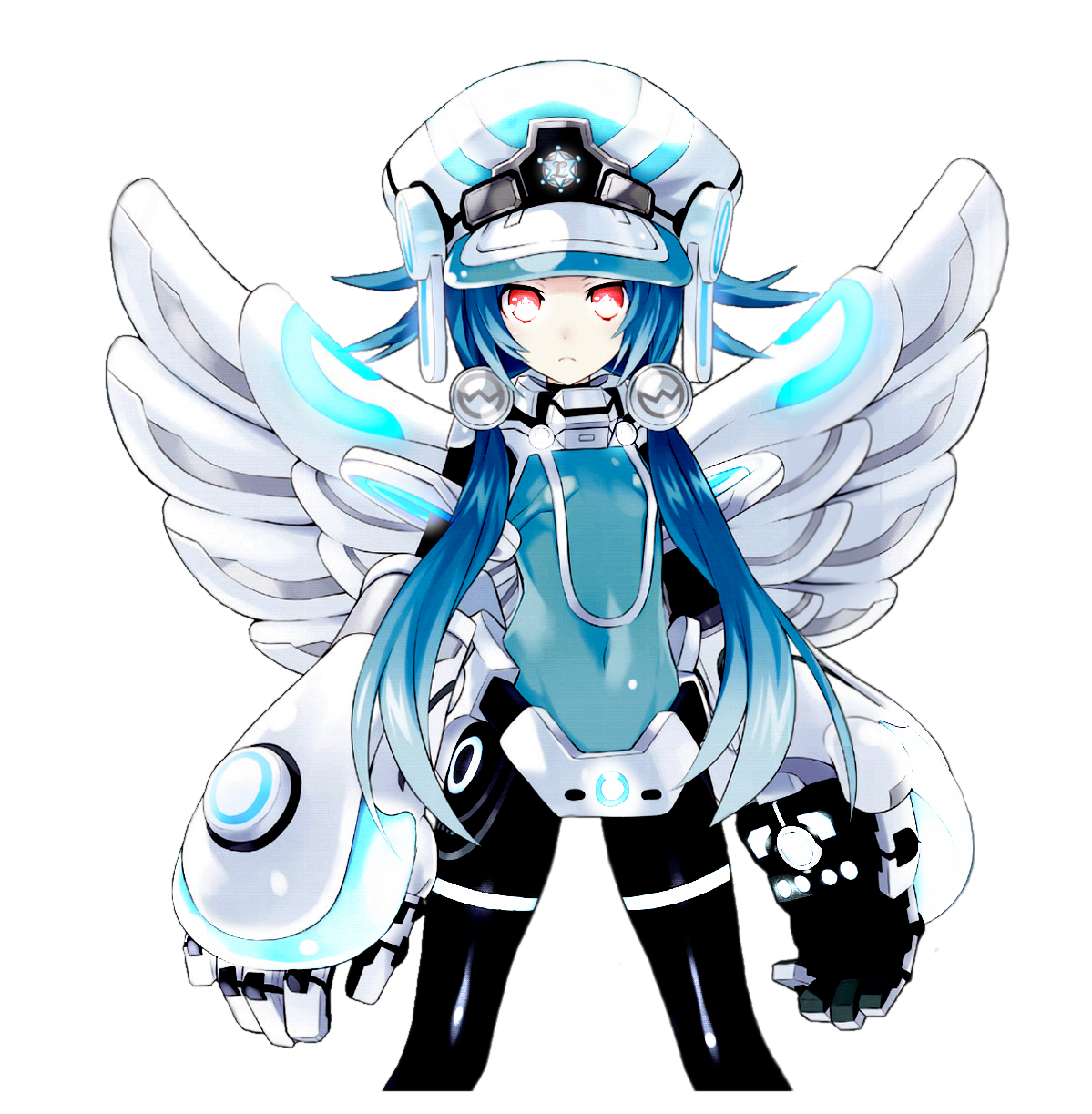 White Heart Special Render