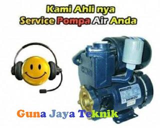 Guna Jaya Teknik menyediakan Jasa Service Jet Pump dan Pompa Air di Jakarta, Depok, Tangerang, dan Bekasi.