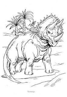 Best Of Triceratops Coloring Sheet