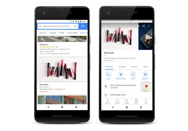 خرائط Google يحصل على طرق جديدة للبقاء على اطلاع على أماكنك