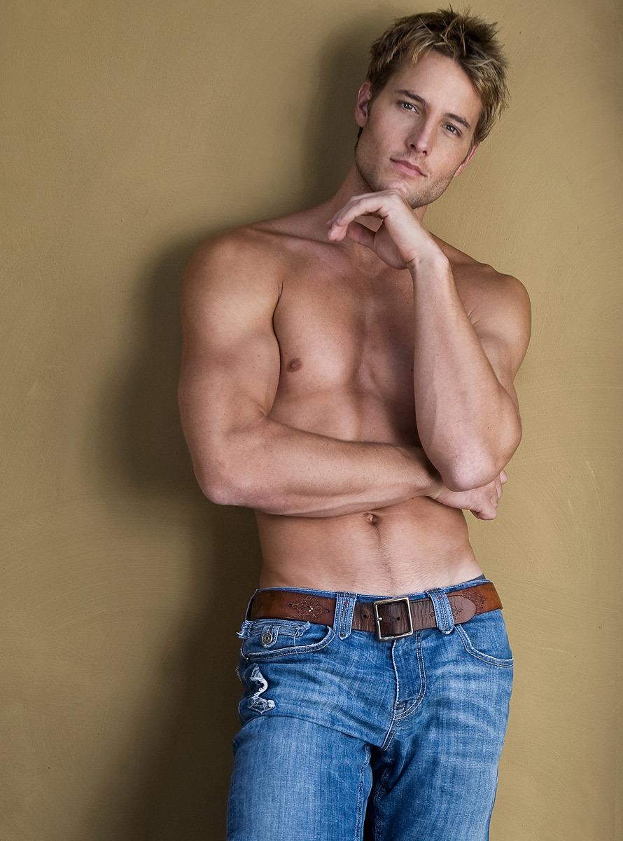Justin hartley nude