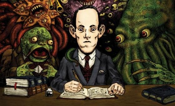 H.P. Lovecraft: Vida y Obra Ilustradas. Reseña