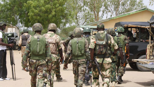 11 soldiers killed in Kaduna by Bandits