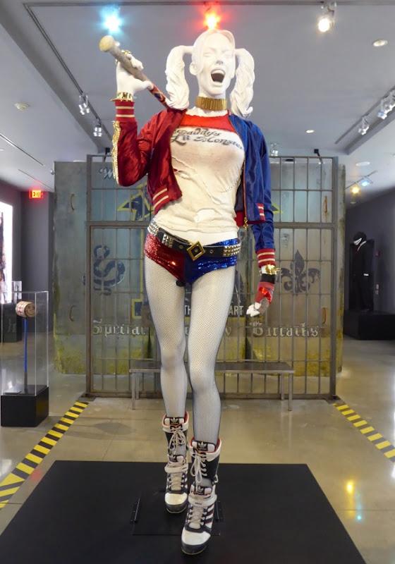 Margot Robbie Harley Quinn Suicide Squad film costume
