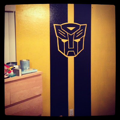 Enchanting Transformers Bedroom Decor