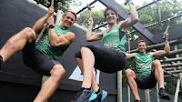 DURBAN COUPLE WIN ONE OF WORLD'S TOUGHEST OBSTACLE RACES