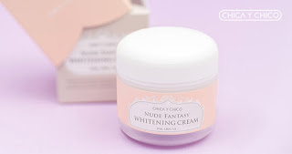 Review Chica Y CHico Nude Fantasy Whitening Cream