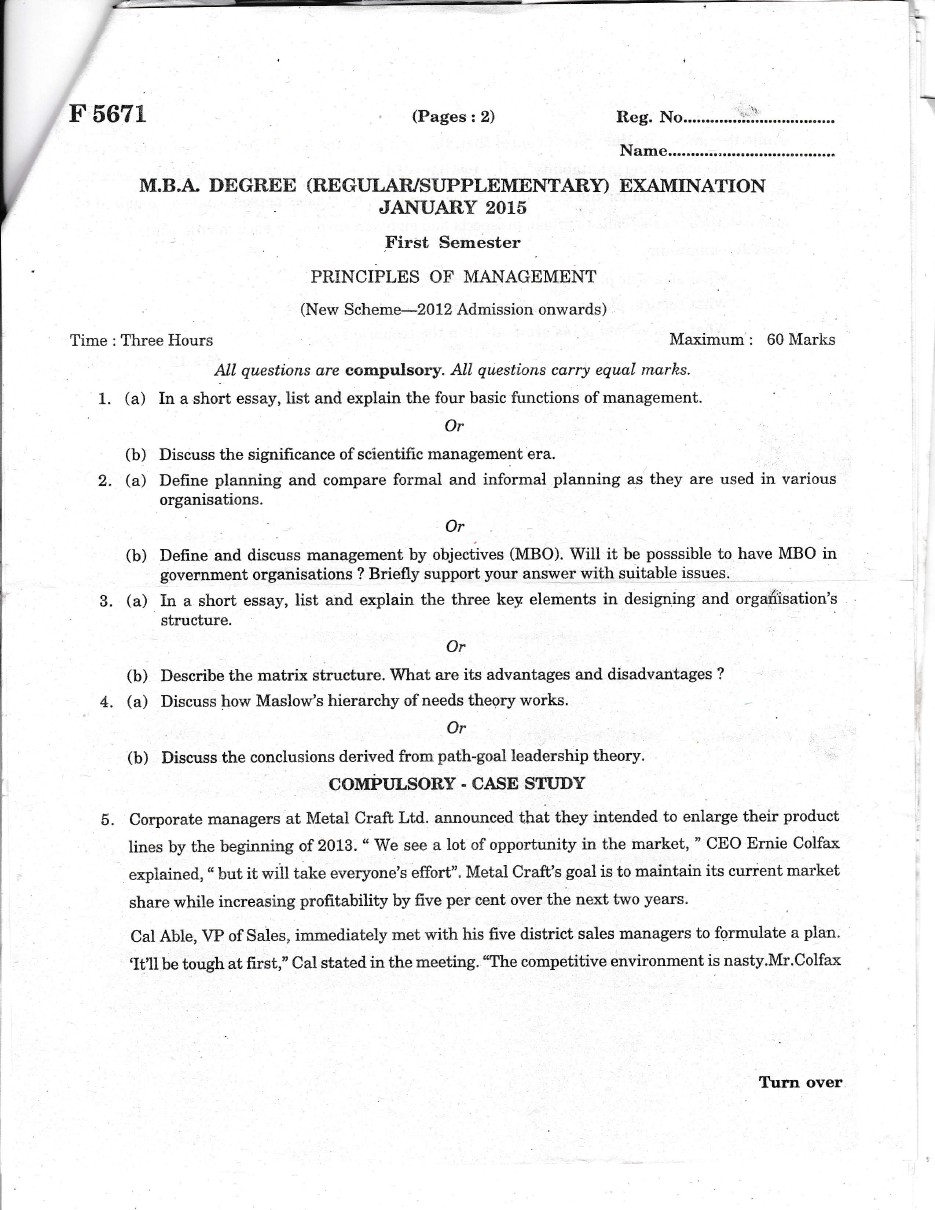 mba 1st sem principle and practice Finance test on basic theory of accounting concepts 20 questions | 19394 attempts accountancy, finance, financial management, chartered financial analyst, company secretary, bcom (bachelors of commerce), mba (finance), chartered accountancy, icwa, accounting principles, journals, ledgers, trial balance, capital and revenue, final accounts.