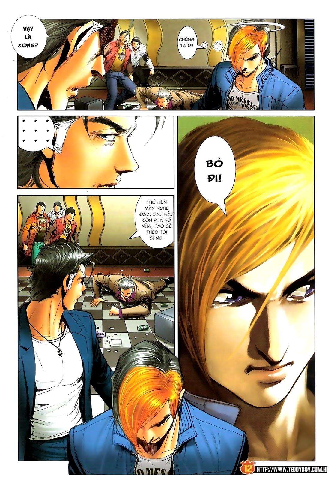 NGƯỜI TRONG GIANG HỒ trang 9