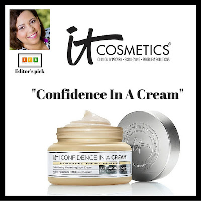 Confidence in a Cream-It Cosmetics-Moisturizer- Beauty Products-