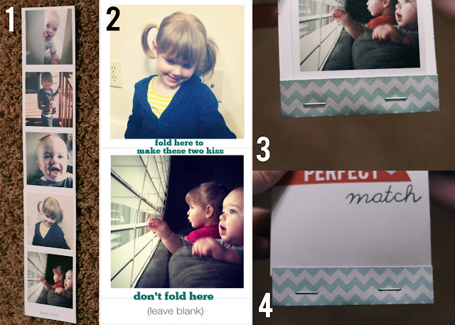 How to Make a Valentine Using Instagram Pictures - My Sister's Suitcase - Packed with Creativity