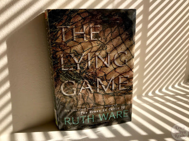 Book Review of The Lying Game by Ruth Ware
