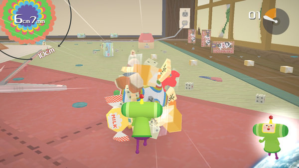 Katamari Damacy REROLL PC Full Español