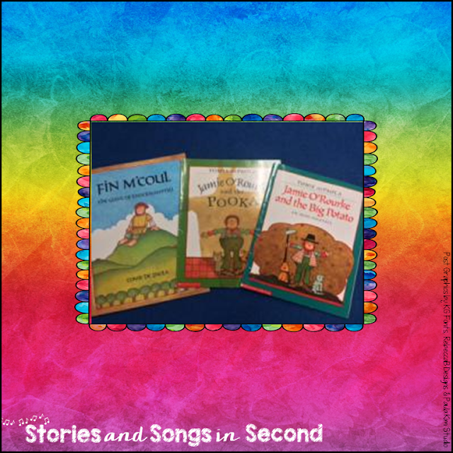 rish folktales are a great way to engage little learners and encourage them to read and write about leprechauns, shamrocks, feeling lucky, and celebrating St. Patrick's Day!