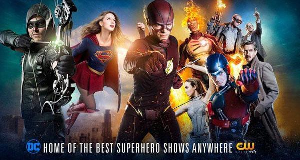 Superhéroes Universo DC The CW