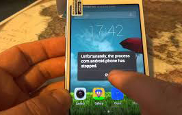Cara Memperbaiki  Samsung Galaxy  1A9 phone Telah Berhenti