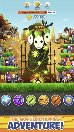 Tap Titans 2 Mod Apk for Android