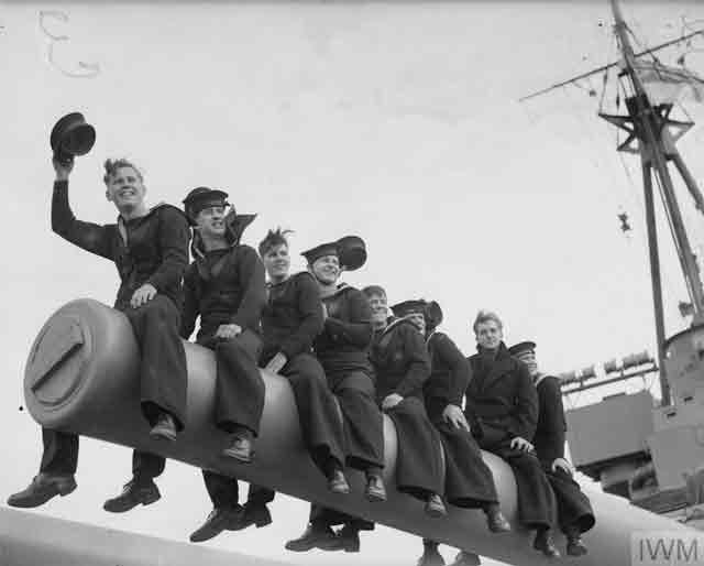 HMS Duke of York, 24 October 1941 worldwartwo.filminspector.com
