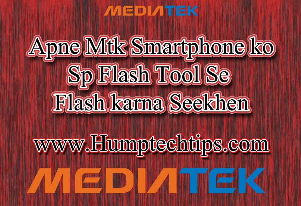 Mtk flashing seekhen