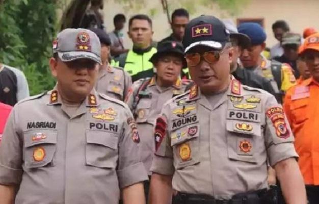 Meski Kegiatan Evakuasi Ditutup, Polisi Masih Disiagakan di Lokasi Longsor