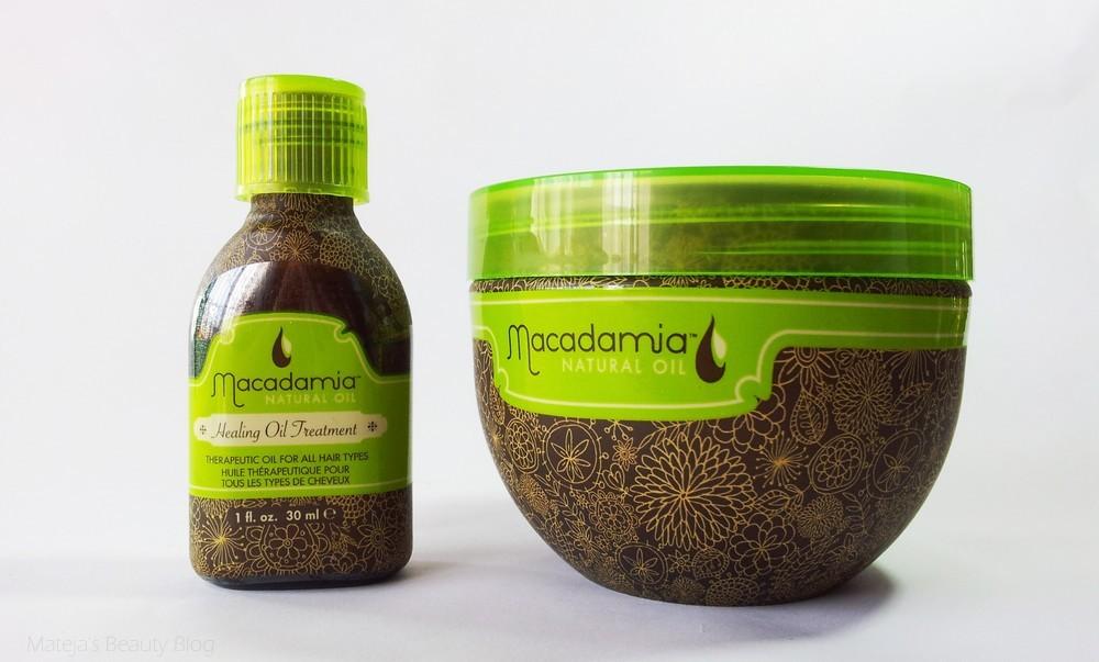 Macadamia Deep Repair Masque Natural Hair