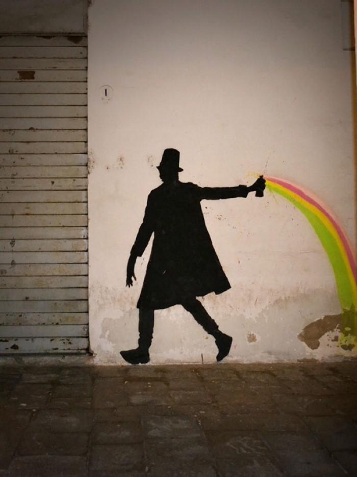 Kenny Random. Итальянский уличный художник 24