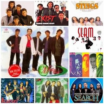 Download Kumpulan Lagu Malaysia Mp3 Terpopuler