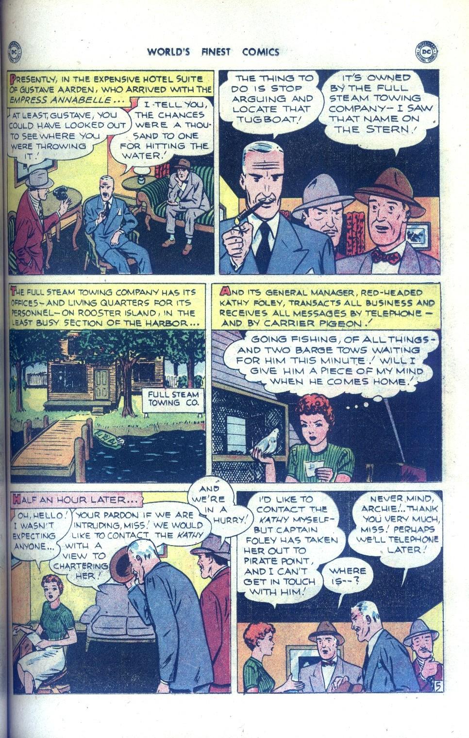 Read online World's Finest Comics comic -  Issue #43 - 33