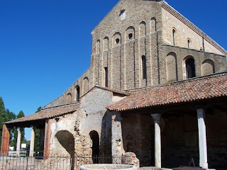 The ancient Cathedral of Santa Maria Assunta in Torcello