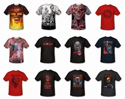 Deadworld t-shirt