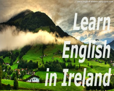 Learn English in Ireland
