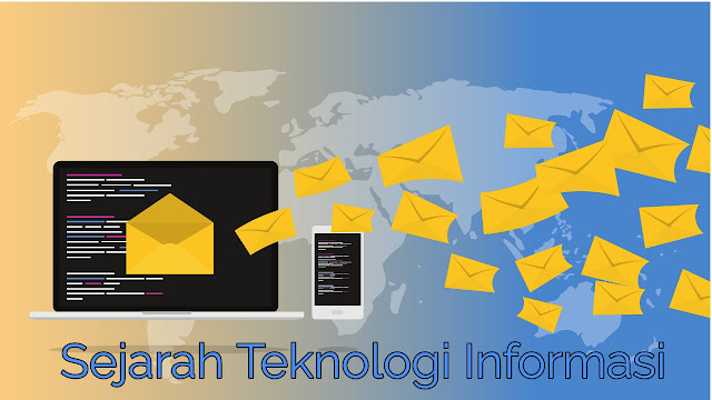 sejarah teknologi informasi lengkap