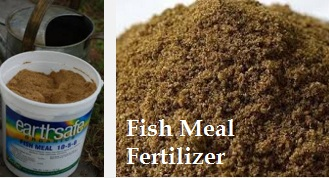 Anim agriculture technology types of fish fertilizer for Fish meal fertilizer
