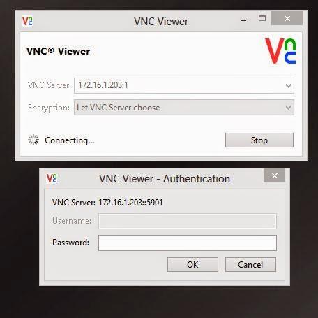 Sun Solaris Command's: how to change vnc password in solaris