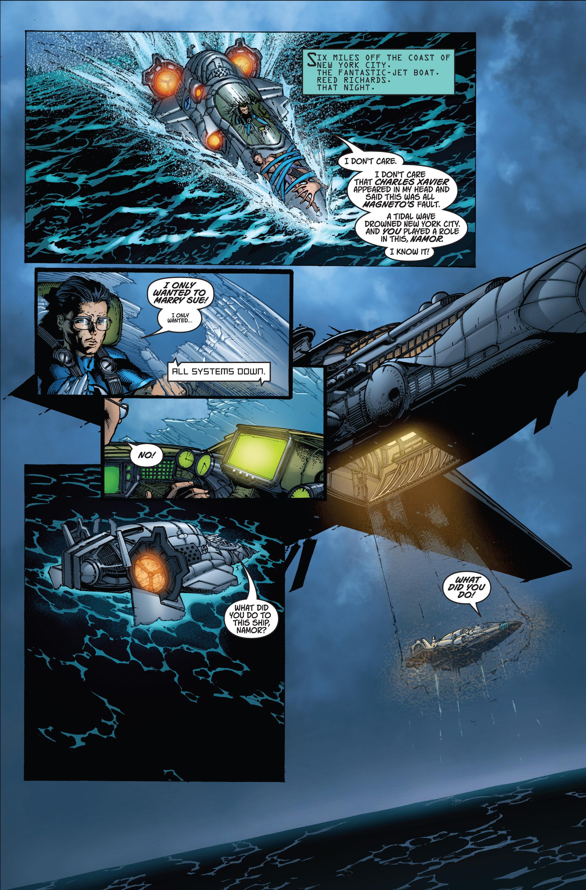 Read online Ultimatum comic -  Issue #2 - 13