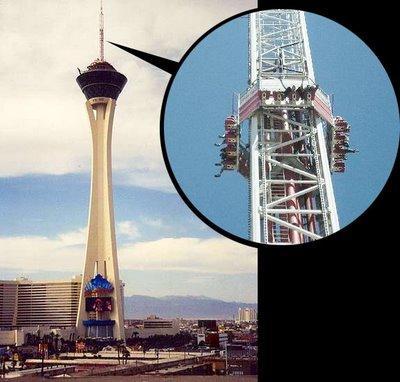 Stratosphere Tower Big Shot