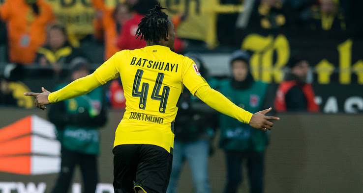 Michy Batshuayi Latest News, Ratings, Official Player Stats