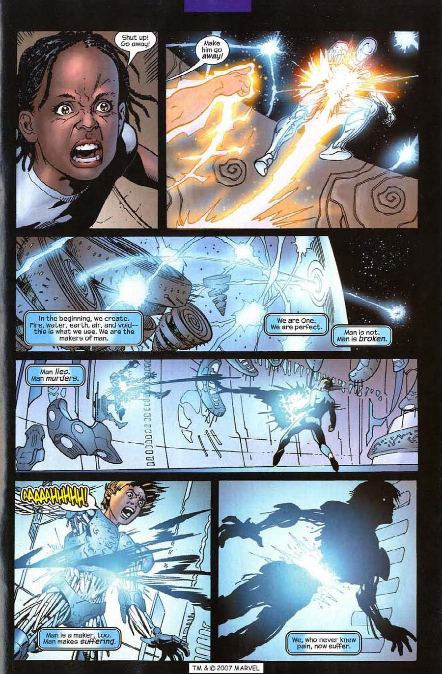 Read online Silver Surfer (2003) comic -  Issue #12 - 31