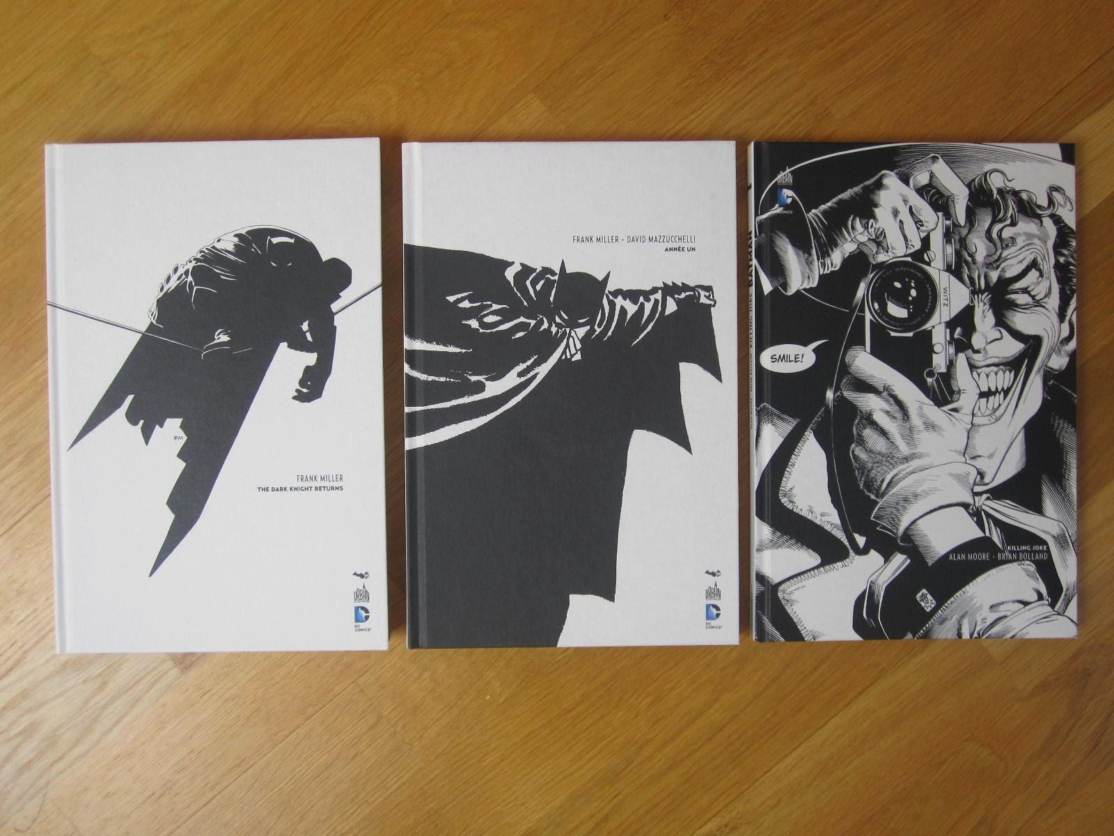 batman year one thesis