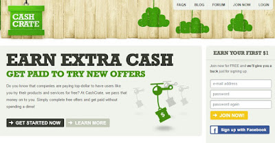 CashCrate reviews