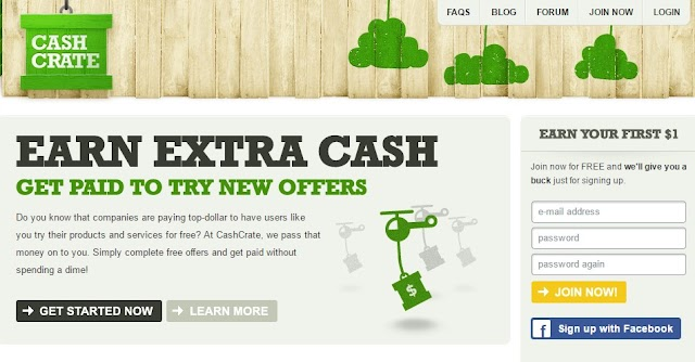 Is CashCrate Legit or Scam a Small Review