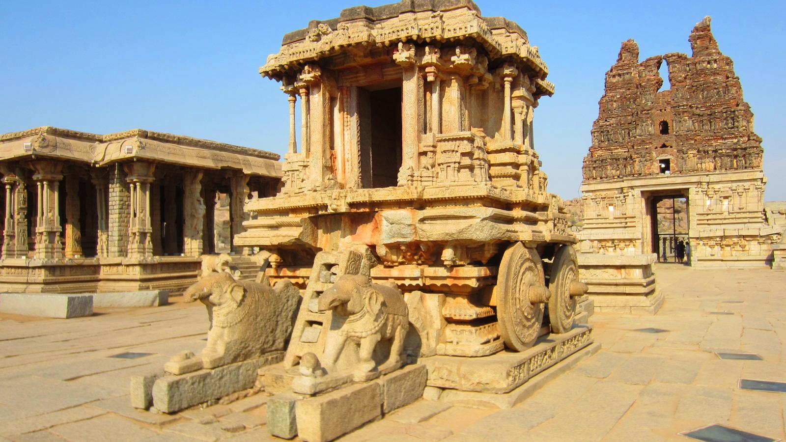 Vijayanagara Empire Hampi-Karnataka