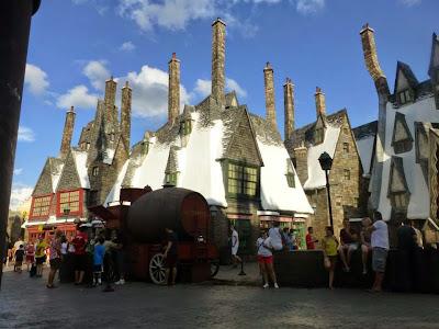 Hogsmeade village Universal Studios